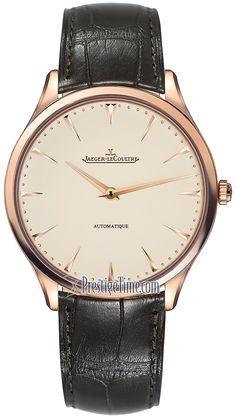 Jaeger LeCoultre Master Ultra Thin Automatic 41mm 1332511 Fancy Watches, Watches For Men, Jaeger Lecoultre Watches, Deep, Wheels, Style, Clock, Clocks
