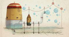 Bubbles- Cristian Turdera