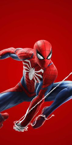 Spider Man Video Game IPhone Wallpaper - IPhone Wallpapers