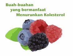 5 Buah yang Bermanfaat Sebagai Penurun Kolesterol
