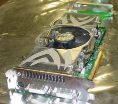 NVIDIA Dell Quadro FX 4500 FX4500 512 MB PCIe Video Graphics Card KU705 | eBay