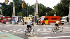 Yes, food truck rallies are Bike-Friendly! At the 8/19 @prospect_park #FoodTruck Rally. @streetgrubsteve