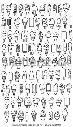 Easy Doodles Drawings, Mini Drawings, Cute Easy Drawings, Art Drawings For Kids, Simple Doodles, Art Drawings Sketches, Cute Doodle Art, Doodle Art Designs, Doodle Art Drawing