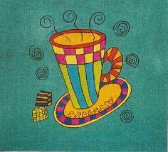 Jane Wheeler - Stitch Therapy Needlepoint