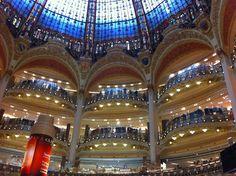 Galerie Lafayette.