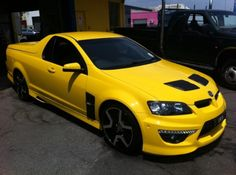 Automotors by Daniel Alho / Holden Ute AKA Australian Elcamino Australian Muscle Cars, Aussie Muscle Cars, Mazda, Chevy Ss, Holden Commodore, Love Car, Hot Cars, Motor Car, Custom Cars