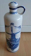 Flasche Delft Blue