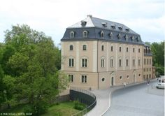 """Duchess Anna Amalia Library, Weimar, Germany; part of the UNESCO World Heritage Site """"Classic Weimar"""""""