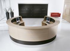 Esedra Reception Desks