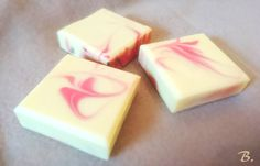 B.nature I natural handmade soap with sweet almond oil