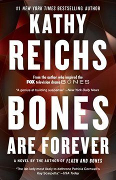 Bones are Forever....May 2013....not bad....typical Reichs...gets bogged done with details I could live without...think I keep  reading the series to see what's happening with Ryan and Temp more than anything...