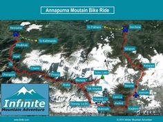 Annapurna mountain biking adventure is a Himalayan wilderness bike ride of full Annapurna Circuit & range of adventure activities Mountain Biking, Adventure Activities, Mtb, Nepal, Wilderness, Mountains, Bergen