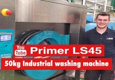 industrial washing machine take a look The Primer LS (Industrial range) LS45 50kg is receiving some great reviews from commercial laundry users around the country. Great customer feedback. Find out more at http://maglaundryequipment.co.uk/prod... don't forget to check out our customer reviews on all our laundry equipment | MAG Equipment Ltd 08000288525