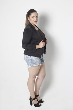 Modelo Plus Size • Ingrid Vasconcelos