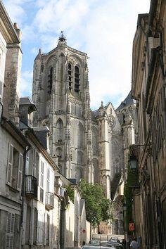 Cathédrale Saint-Etienne de Bourges, France
