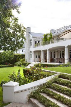 Designer: Tirzah Stubbs Style: Classical Garden Type: Private Garden Garden Types, Private Garden, South Africa, Gardens, Mansions, House Styles, Design, Home Decor, Decoration Home