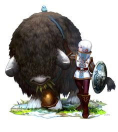 Cleric - Game: Dragon Nest