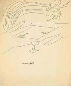 julienfoulatier:  Illustration byAndy Warhol.