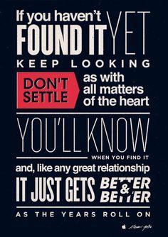 Better & better. =)
