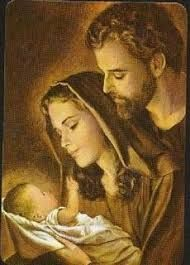 The Holy Family - Jesus Mary & Joseph Pray for Us! Jesus Mary And Joseph, St Joseph, Jesus Jose Y Maria, Jesus Artwork, Overwatch Wallpapers, Hulk Art, Halloween Magic, Christian Families, Holy Family