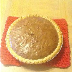 - Fudge Brownie Pie #2