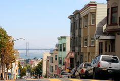 San Francisco. Damn you, city, you just took me....