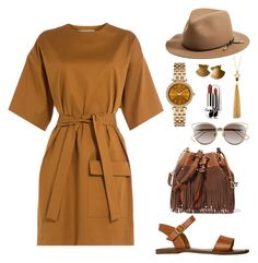 """""""Breaking Habits: I promised myself I would stop falling in Love"""" by falonstarrider on Polyvore featuring MSGM, Steve Madden, rag & bone, Diane Von Furstenberg, Michael Kors, Christian Dior, Alexis Bittar, Guerlain, ootd and LOTD"""