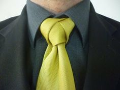 How to Tie a Tie Backwards Necktie Knot Subscribe for 100+ Necktie Knots --->…