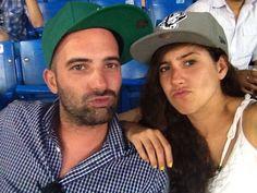 #SwagFace jajaja la mejor pareja sí duda!!! #TheStoryOfUs