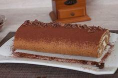 Tiramisú Enrollado (Tiramisu Cake Roll) En esta receta vamos a preparar un tiramisú enrollado. Es una versión distinta del clásico tiramisú. Un postre ideal para cualquier ocasión.