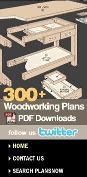 Bookcase Plans - Download a Bookcase Plan from PlansNOW