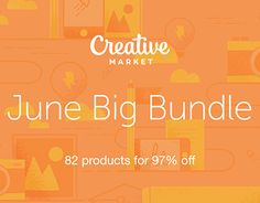 "Check out new work on my @Behance portfolio: ""JUNE BIG BUNDLE"" http://be.net/gallery/53815753/JUNE-BIG-BUNDLE"