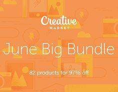"Check out new work on my @Behance portfolio: ""JUNE BIG BUNDLE"" http://be.net/gallery/53815753/JUNE-BIG-BUNDLE"