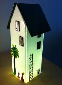 My house ;) Www.glas.sannej.dk