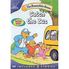 Berenstain Bears: Catch the Bus DVD for $24.95