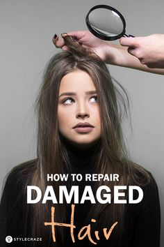 Bring Your Damaged Hair Back To Life In Only 30 Minutes – All You Need Is One Ingredient!