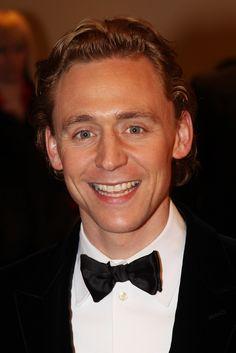 Tom Hiddleston - Orange British Academy Film Awards 2012