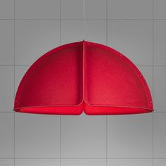 Modular felt lamp. Hood by Form Us With Love for Atelje Lyktan