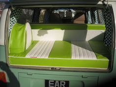 Vintage VW Camper Van's