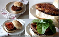 ... burgers and fries. on Pinterest | Veggie burgers, Chickpea fries and