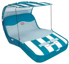 SPORTSSTUFF 54-1900 Pool N Beach Cabana Lounge  Cool Stuff!