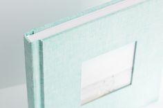 RedTree Album featuring our Seaglass coastal linen.