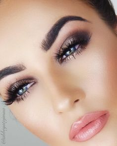 "1,486 Likes, 89 Comments - Abbey Stojanovic MUA (@abbeystojmua) on Instagram: ""Yesterday's glam brows #anastasiabeverlyhills dipbrow in medium brown *shadows #toofaced…"""