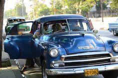 Taxis in Cuba - Culture Xplorers trips to Cuba www.culturexplorers.com