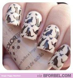 Crazy Cat Lady Manicure…