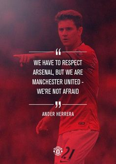"""says are more than ready for tomorrow's FA Cup clash with Arsenal…"""" We Are Manchester, Manchester United, Eric Cantona, Soccer Motivation, Soccer Quotes, Black Aesthetic Wallpaper, Fa Cup, Arsenal, The Unit"""