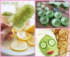spa cookies   Hungry Happneings strikes again with this crazy creative spa cheese ...