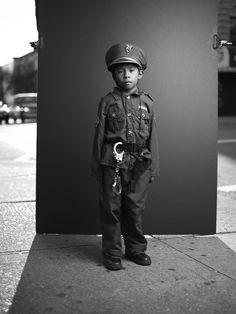 Halloween in Brooklyn by Joey L | Who Designed It?