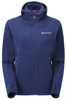 An incredibly lightweight POLARTEC® microfleece hoody that wears comfortably under a hard shell or a windproof jacket.