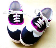 DIY: Zapatillas customizadas